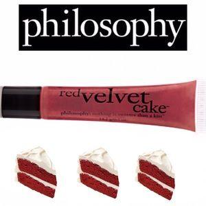 Philosophy Red Velvet Cake Lip Gloss Lip Shine